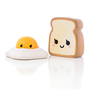 Sunny Side Up Salt &amp; Pepper Shakers