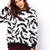 A Question Of Bats Sweatshirt at asos.com