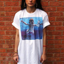 Oversize Nirvana Nevermind T-Shirt from ElsieandFredUK