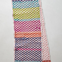 Netted Table Runner