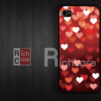 Case iPhone 4 Case iPhone 4s Case iPhone 5 Case idea case heart case love case cute
