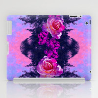 Ashbury Rose iPad Case by Nina May