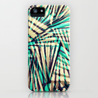 Tiger Stripes iPhone &amp; iPod Case by Claudia Owen