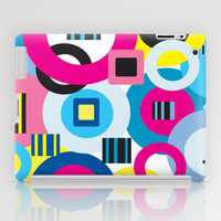 Colorful pattern iPad Case by Cindys