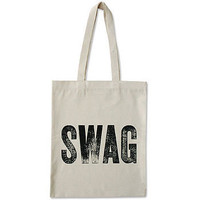 swag tote bag by alphabet bags | notonthehighstreet.com