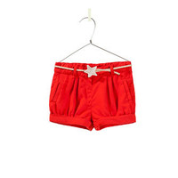 SHORTS WITH STAR BELT - Skirts and shorts - Baby girl - Kids - ZARA United States