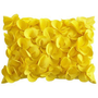 Petals Pillow - Lemon