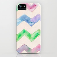 California Style Chevron iPhone &amp; iPod Case by Catherine Holcombe