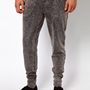 ASOS Skinny Acid Wash Sweatpants