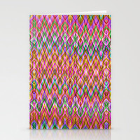 Missoni Style Stationery Cards by Glanoramay