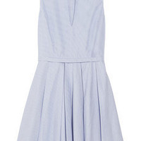 Band of Outsiders|Striped cotton dress|NET-A-PORTER.COM