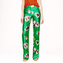Collection silk-wool punk floral trouser - full-length trousers - Women&#x27;s pants - J.Crew