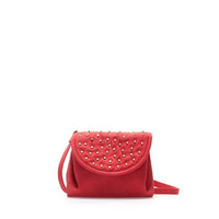 HANDBAG WITH STUDDED FOLD-OVER FLAP - Handbags - Girl - Kids - ZARA United States