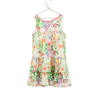 TROPICAL PRINT DRESS - Girl - New this week - ZARA United States