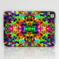 Kaleidoscope Carnival iPad Case by Glanoramay