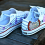 Musical Dream Catcher Converse shoes