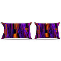 "Nina May ""Threads"" Pillow Case 