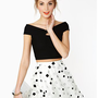 In Shape Skater Skirt