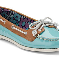 Sperry Top-Sider Women's Audrey Slip-On Patent Boat Shoe