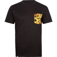LIRA Cheetah Mens Pocket Tee