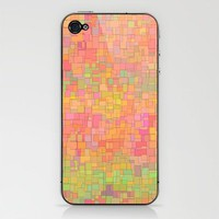 Metropolis iPhone & iPod Skin by Lisa Argyropoulos | Society6
