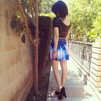 Galaxy Skirt | SHOPCIVILIZED