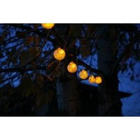 Aurora Glow Solar String Lights