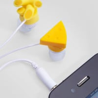 Mac &amp; Cheese Earbuds