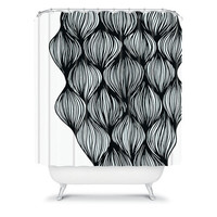 DENY Designs Home Accessories | Gabi Waves Shower Curtain