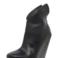 Marsell | Zeppola Bootie in Black www.FORWARDbyelysewalker.com