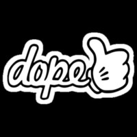 Dope (Thumbs Up) by imjesuschrist
