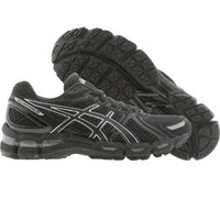Asics Women Gel-Kayano 19 (black / onyx / lightning) Shoes T350N-9099 | PickYourShoes.com