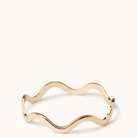 Squiggly Bangle
