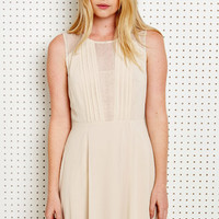 Pins &amp; Needles Lace Fit &amp; Flare Dress at Urban Outfitters