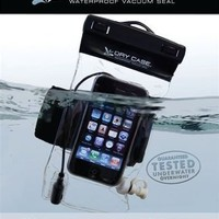 DryCASE Water-Proof Case for iPhone, iPod, Smartphones, and More