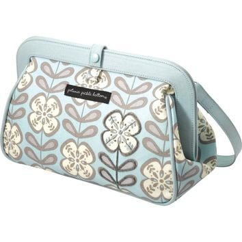 Petunia Pickle Bottom Cross Town Clutch - Peaceful Portofino - Handbags & Purses - Personal Accessories - Category