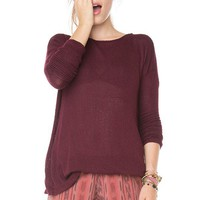 Brandy ♥ Melville |  Carlina Knit Top - Just In