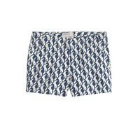 Girls' Frankie short in sea horse