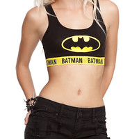 DC Comics Batman Sports Bra | Hot Topic