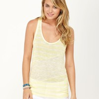 Common Ground Tank - Roxy
