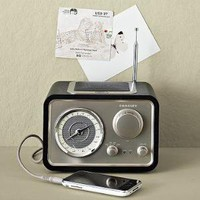 Vintage Radio | west elm