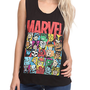Marvel Universe Heroes &amp; Villains Top | Hot Topic