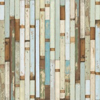 Scrapwood Wallpaper, PHE-03 - Wall Covering - Living