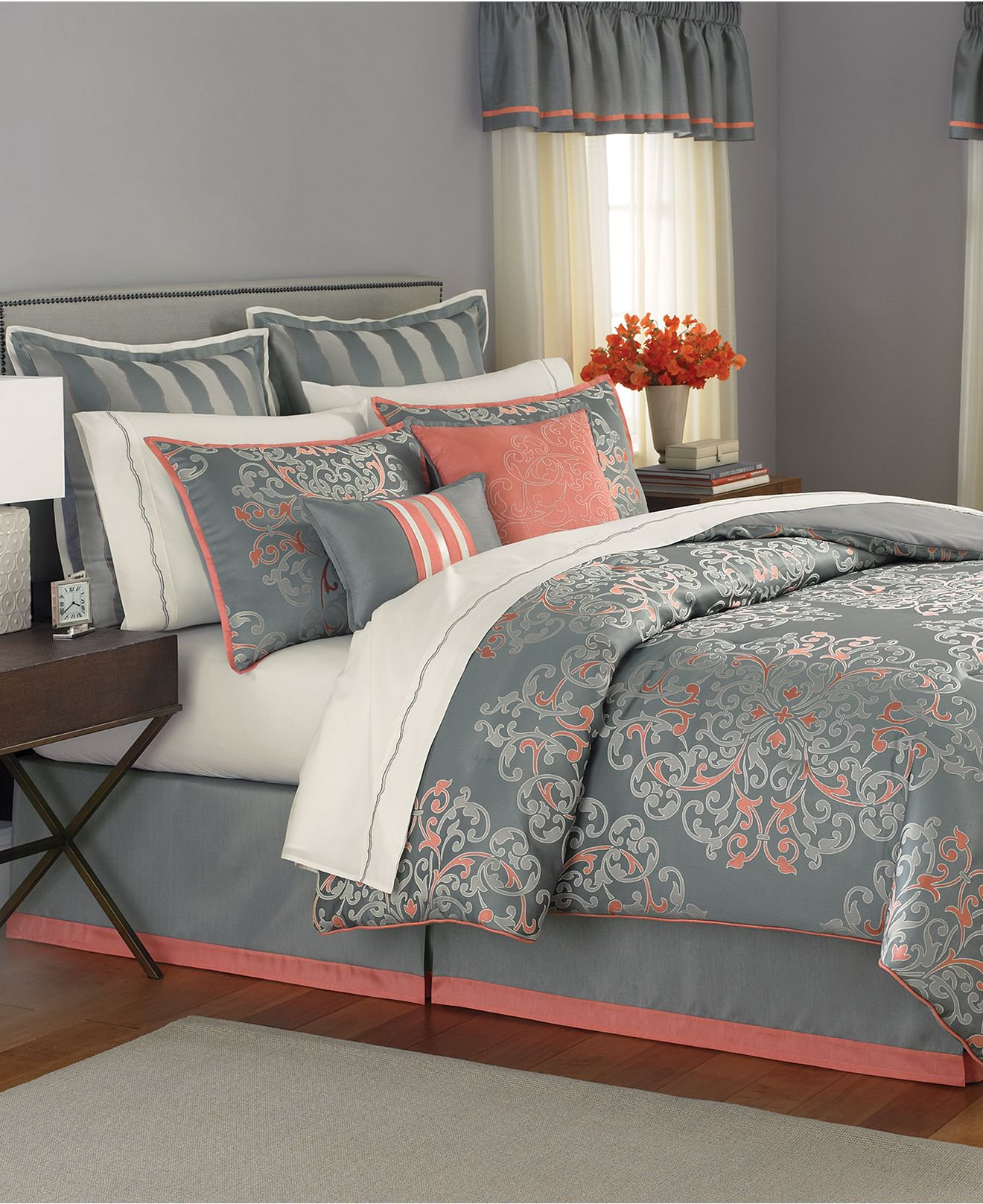 Martha Stewart Collection Bedding Grand From Macys Decorations