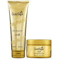 Aquolina Gold Sugar Bath and Body Collection: Body Cleanser | Sephora