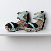Geo-Woven Wedges