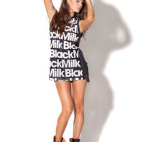 Black Milk Basketball Jersey