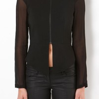 sass &amp; bide |  FORGIVEN, NOT FORGOTTEN - black | jackets | sass &amp; bide
