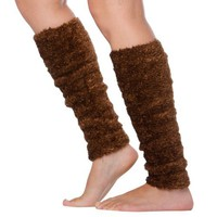 Ultra Soft Lightweight Tagless Magic Stretch Leg Warmers