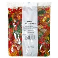 Haribo Gummi Candy Gold-Bears, 5-Pound Bag:Amazon:Grocery & Gourmet Food